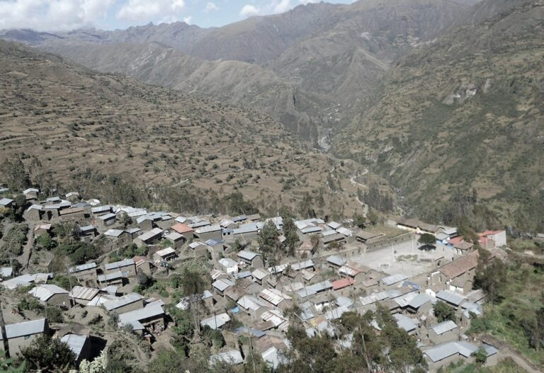 andean villages